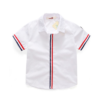 Baby Boys Clothing Sets Summer T Shirts + Shorts + Belt 3pcs Suits