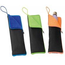 Водонепроницаемый чехол-органайзер для хранения зонта, складной чехол для зонта, супер водопоглощающий чехол для зонта, чехол для зонта