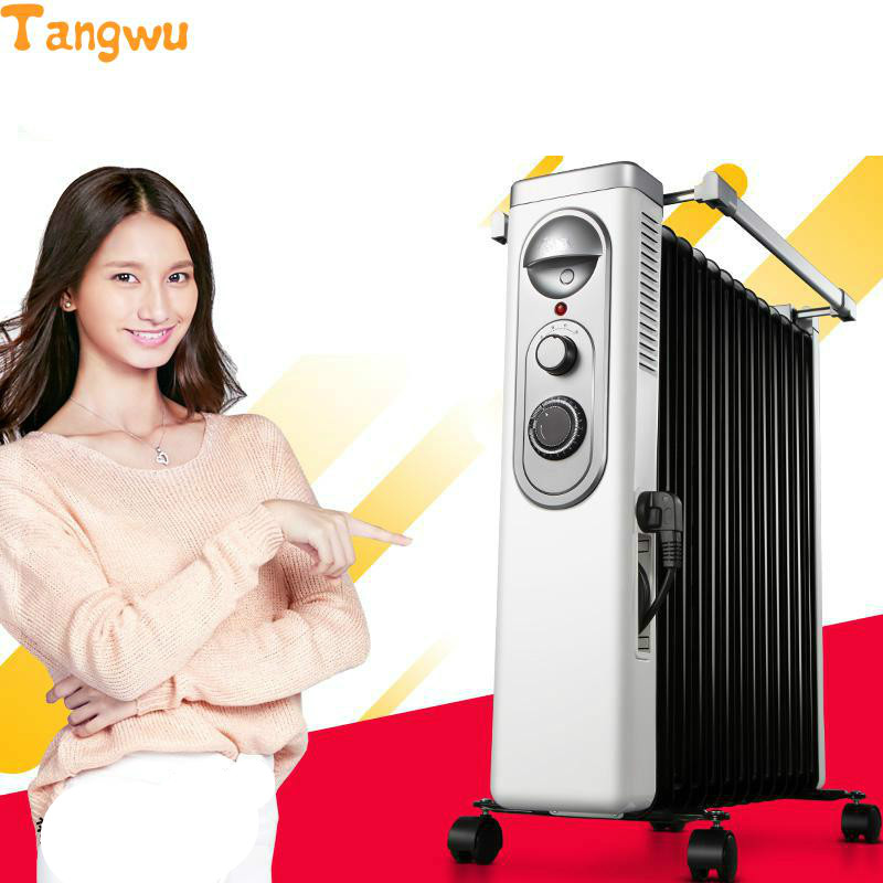 Free shipping Domestic high-end radiator heating oil heater statins Electric Heaters Electric Heaters цены