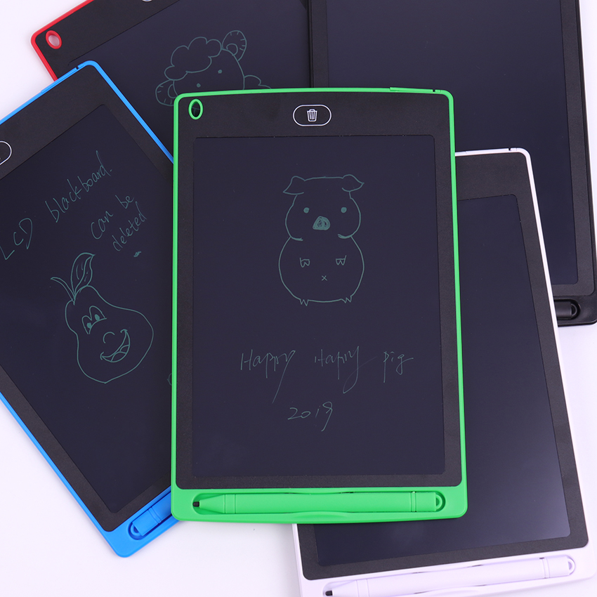 8.5 inch Portable  LCD Writing Tablet Electronic Drawing Board Notepad for Kids