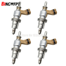 4pcs/lot original Fuel Injectors nozzle 23710-26011 23710-26010 for Lexus IS for Toyota Avensis  23710-26012