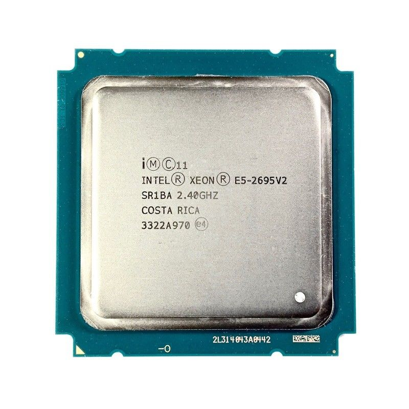 Intel Xeon E5 2695 v2 2 40GHz 30MB 12 Core 115W LGA 2011 SR1BA E5 2695V2
