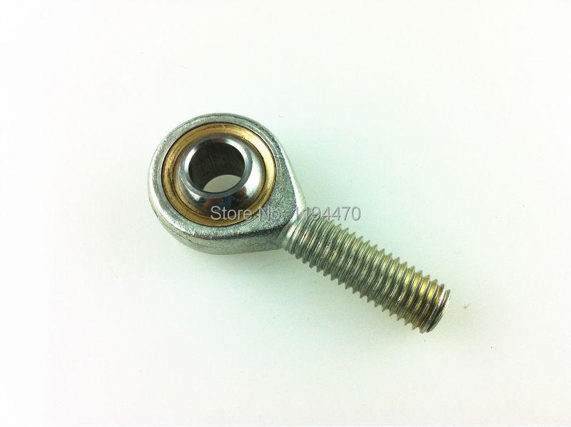 POSAL12 SAL12T//K 12mm Male Metric LEFT Threaded Rod End Joint Bearing 10 PCS