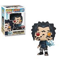 Exclusive Official Funko pop Animation: Naruto Shippuden Sasuke (Curse Mark) Vinyl Action Figure Collectible Model Toy In Box