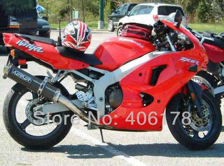 Hot Sales98 99 ZX 6R Body Kit For Kawasaki Ninja ZX6R