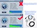 Conjunto completo Auto Car GPS Antena Signal Booster Amplificador 30DB Reforçar Dispositivo Com GPS Receptor + Transmissor Para O Telefone Navegador