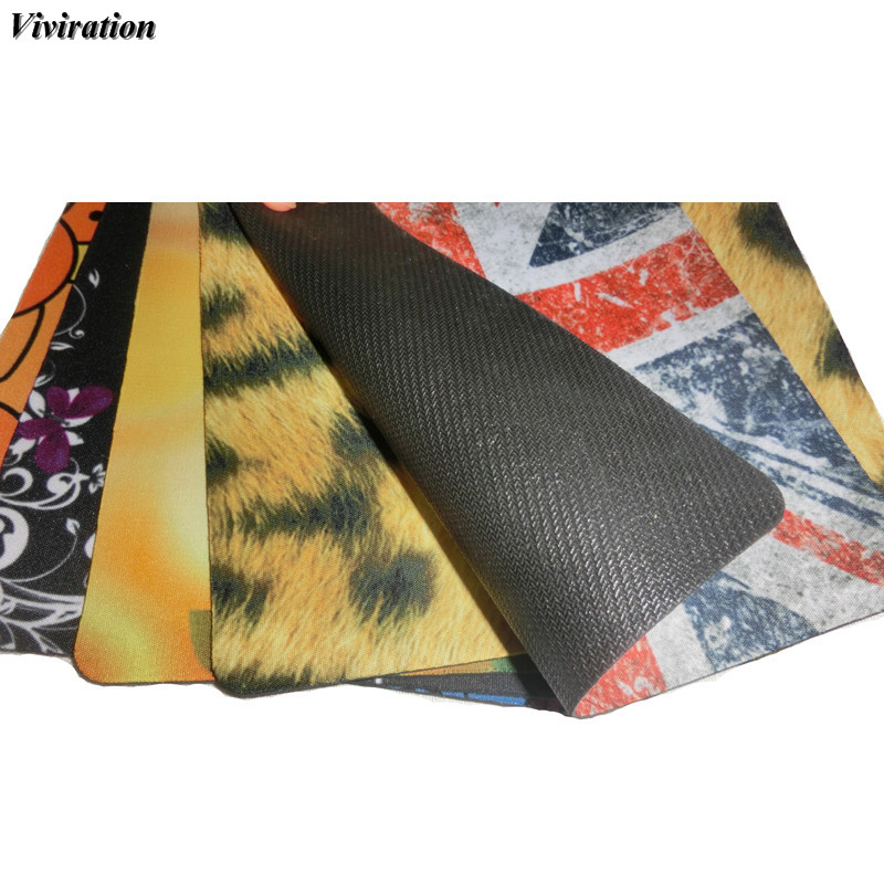 Viviration Computer Mousemat For Game Playing Rubber Mouse Mat Beautiful Colorful Designs Top Selling Wome Girls Gaming Mousepad
