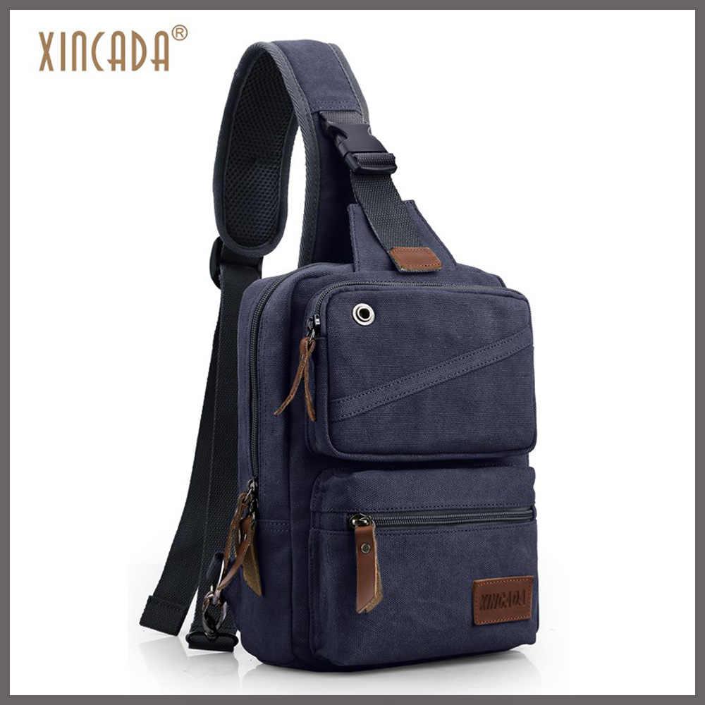 cb5ece7f6 XINCADA Vintage Retro Style Crossbody Cross body Sling Bag Small ...