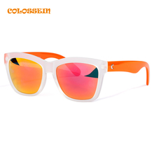 COLOSSEIN Summer Sunglasses Fashion Sun glasses Brand Women Glasses Fashion Eyewear New Trendy Summer Holiday Necessary