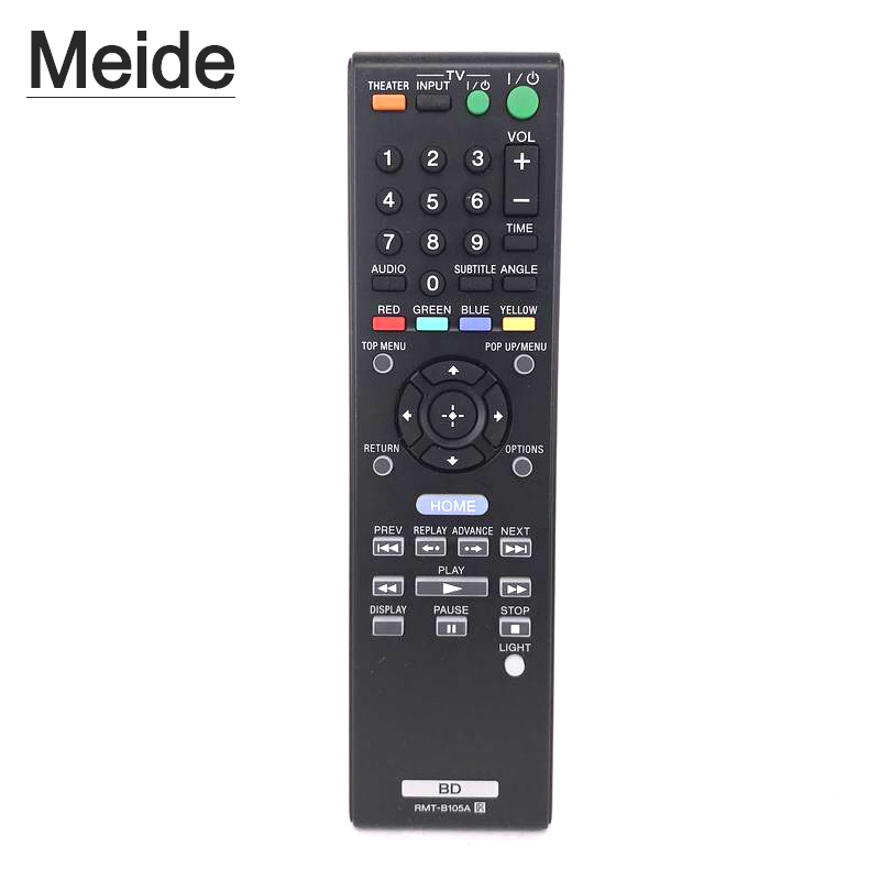 New Original Replacement Remote Control For SONY RMT B103A font b Blu ray b font DISC