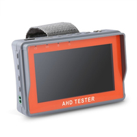 ANNKE 4.3 Inch HD AHD CCTV Tester Monitor AHD 1080P Analog Camera Testing PTZ UTP Cable Tester 12V1A Output