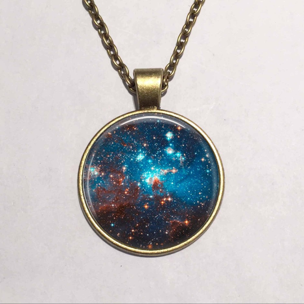 rose silver pendant celestial necklace sterling orion and astrid constellation