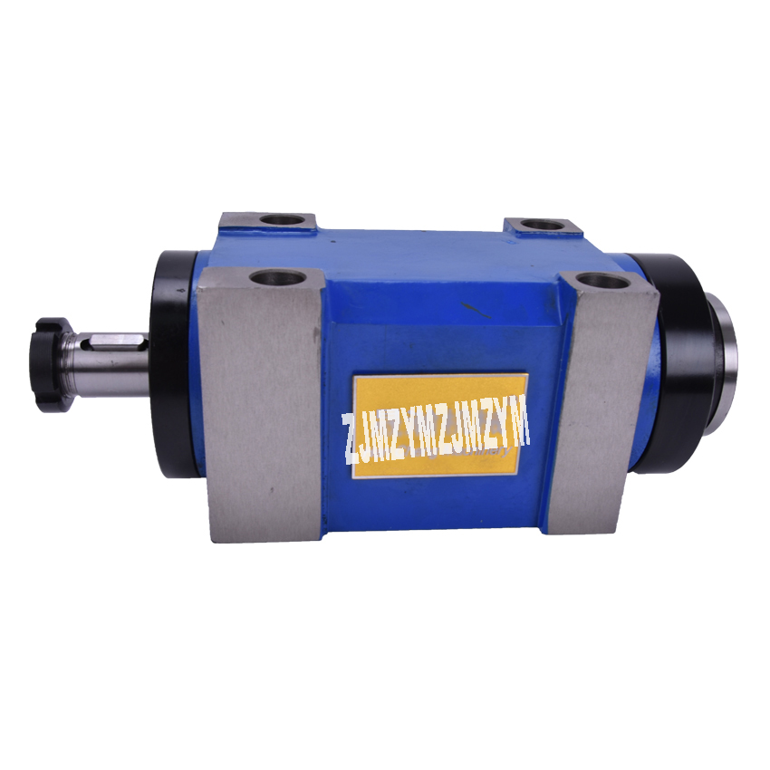 CH002 MT3 Spindle Taper Chuck 0.37KW Power Head Power Unit Machine Tool Spindle Max.RPM 8000rpm for Milling Machine HOT SALE цена