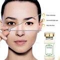 Extracto de placenta de oveja solución anti-arruga que blanquea la reparación hidratante reafirmante anti-envejecimiento facial, cuidado de la piel de Suero 10 ml