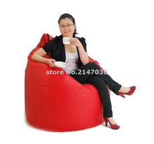 XXL adults Gamer beanbags, outdoor and indoor waterproof bean bag chair WITHOUT FILLING