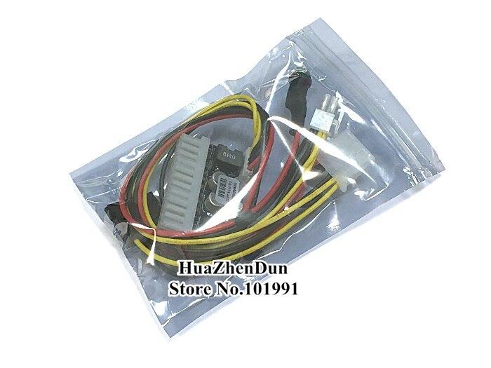 DC 12V 250W 24Pin Pico ATX Switch PSU Auto Auto ITX DC a DC Módulo - Cables de computadora y conectores - foto 6