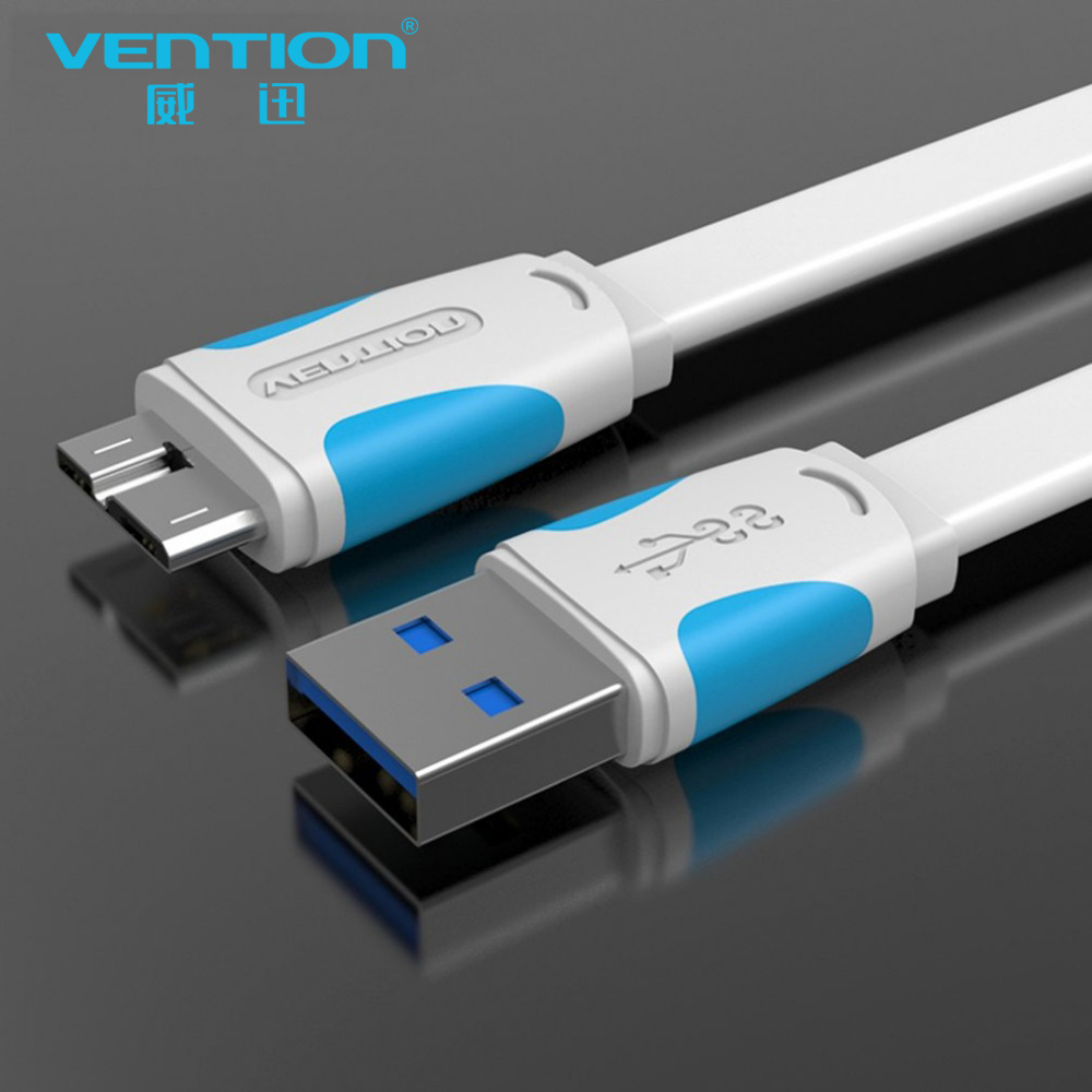 VENTION Micro USB 3.0 Cable Fast Charging Data Cable Mobile Phone Cables for Samsung galaxy S5 NOTE 3 sync Data USB cble