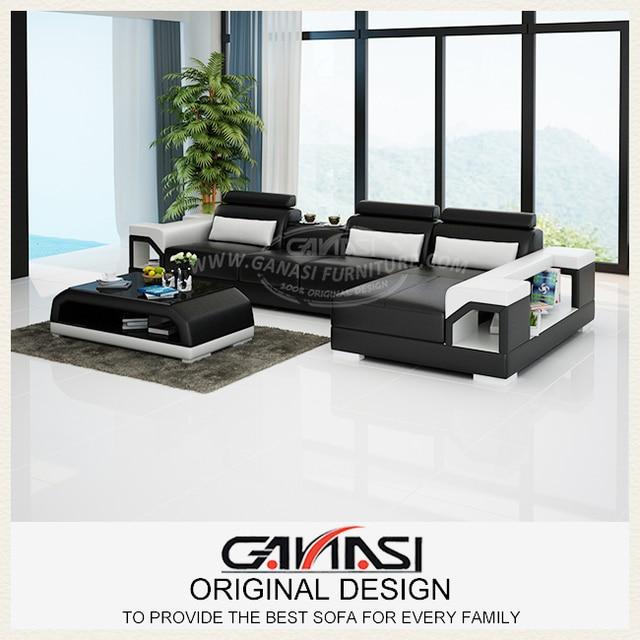 Moderne Japanische Möbel, Leder Sofa Sofa, Wohnzimmer Stühle Moderne