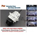 For Mercedes Benz SLK Class MB R172 Car Intelligent Parking Tracks Camera / HD CCD Back up Reverse Camera / Rear View Camera