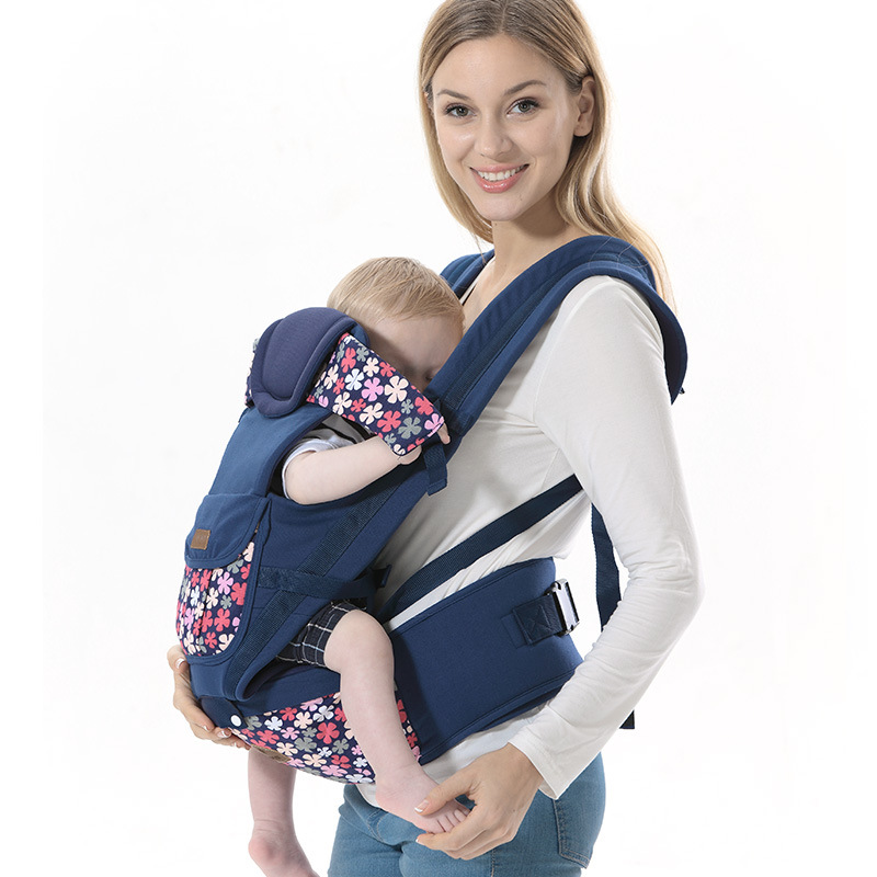 Ergonomic Baby Carrier Backpack Breathable Kids Kangaroo ...
