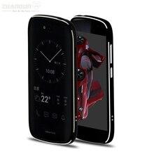 Для YotaPhone 2 чехол роскошный алюминиевый бампер металла Рамка чехол для Yota YotaPhone 2 противоударный чехол телефона В виде ракушки