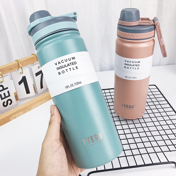 Portable Sport Double Wall Stainless Steel Vacuum Flask