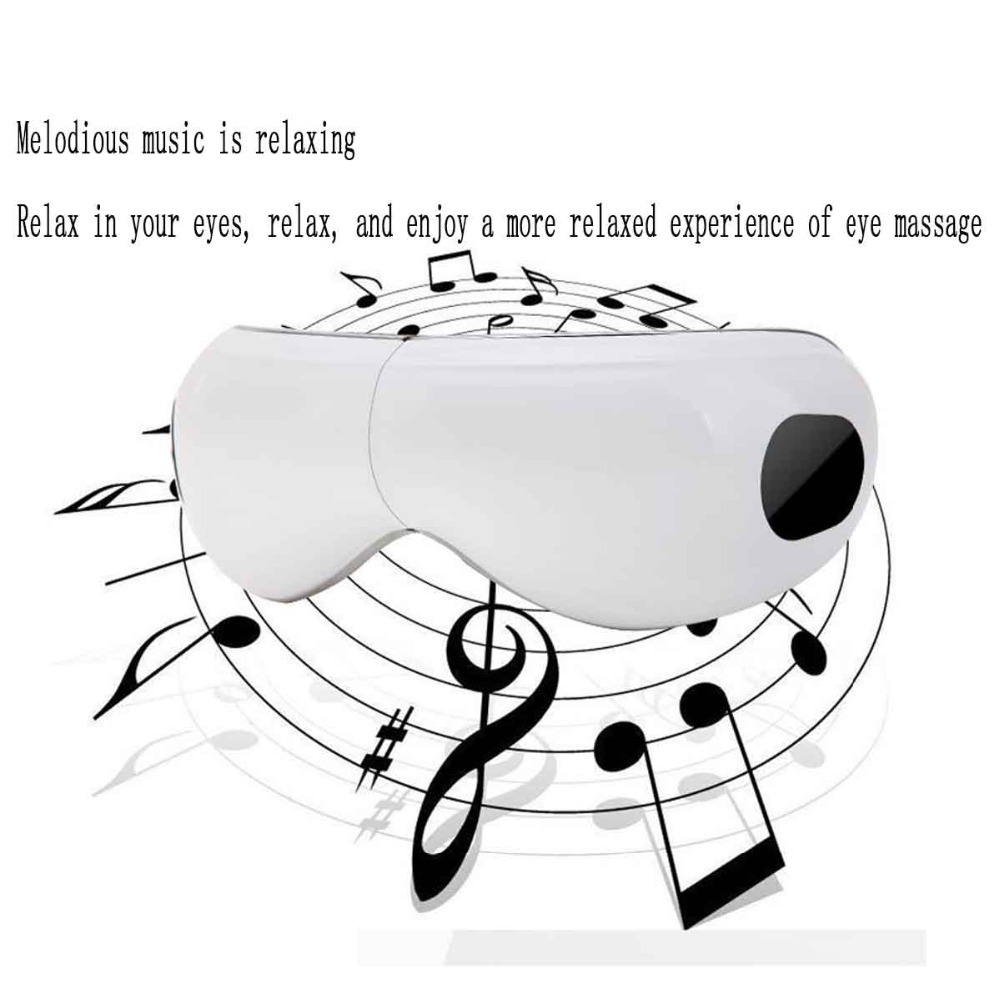 LINLIN voltage new Bluetooth music eye instrument eye massager eye massage instrument eye massage instrument