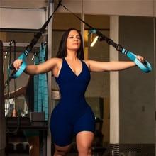62bb58265dd Fitness Sport Vrouwelijke Body Voor Vrouwen Romper Mouwloos Backless Sexy  Party Jumpsuit Nachtclub Vintage Playsuit Vrouwen