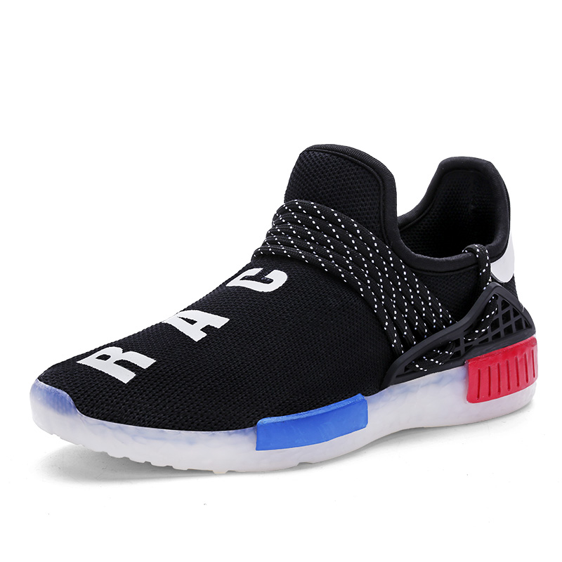 30-44 Lover Knit Led Light Up Sneakers Boys Girls Little Kids/Big Kids Flashing Board Rechargeable Unisex Casual Shoes Trainers boys girls low top led light up sneakers little kids big kids flashing board rechargeable breathable shoes blue pink blackgreen