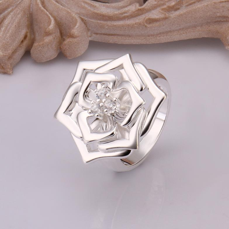 R308-8 Free Shipping 925 Sterling silver Big sale Special Offers 925 silver Fashion jewelry wholesale 925 Silver Ring Ring