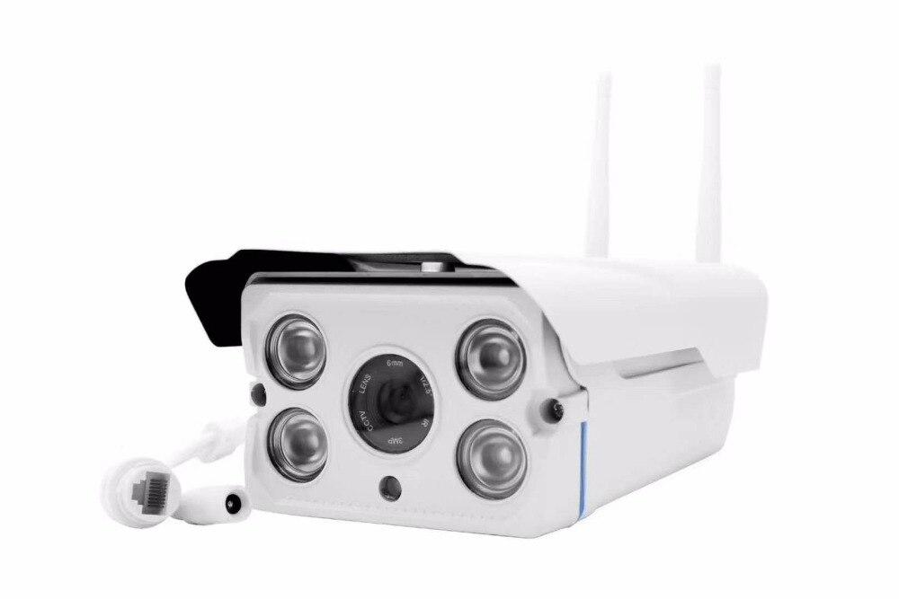Outdoor Water-proof Wifi 1080P/ 960P/ 720P ONVIF Wireless P2P CCTV IP Bullet Camera wistino 1080p 960p wifi bullet ip camera yoosee outdoor street waterproof cctv wireless network surverillance support onvif