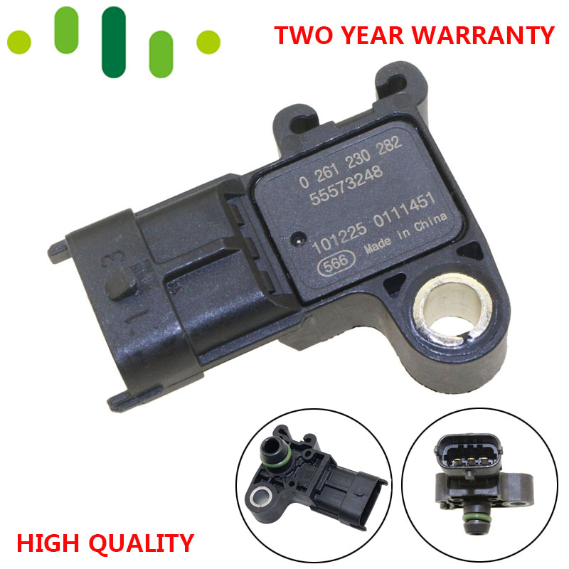 Manifold Absolute MAP Sensor Intake Air Boost Pressure Drucksensor For Chevrolet Caprice Captiva Sport 2.4L 3.0L 3.6L 6.0L(China)