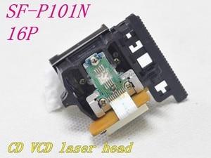 Image 3 - 새로운 10pcs SF P101N / SF 101N 16 핀/SF P101 16 핀 광학 픽업 SFP101N/SFP 101N CD/VCD 플레이어 레이저 렌즈 SF P101N 16P