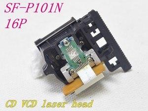 Image 3 - חדש 10pcs SF P101N / SF 101N 16PIN / SF P101 16PIN אופטי איסוף SFP101N/SFP 101N 16P SF P101N CD/נגן VCD לייזר עדשה