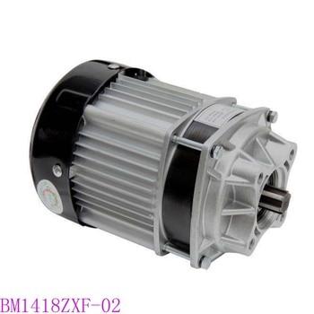 750 w 1000 w Dc 48 v brushless motor, bicicleta elétrica, motor BLDC. BM1418ZXF-02 BLDC Eixo Personalizado