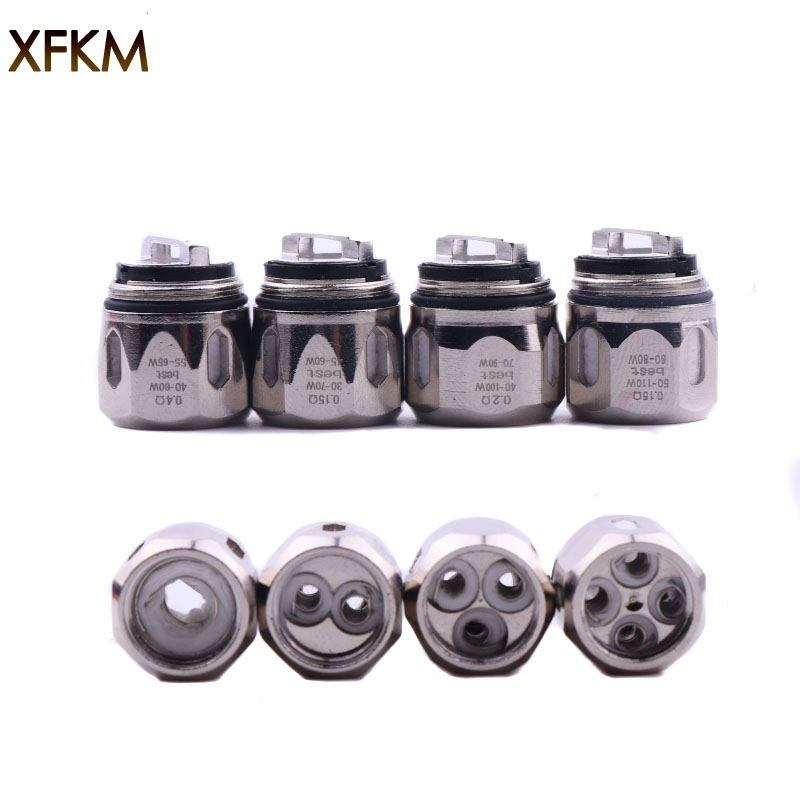 XFKM 3pcs/lot Subohm-G GT Coil For NRG Vapor Tank GT2 GT4 GT6 GT8 Core Replacement Coil Vape DIY Kit