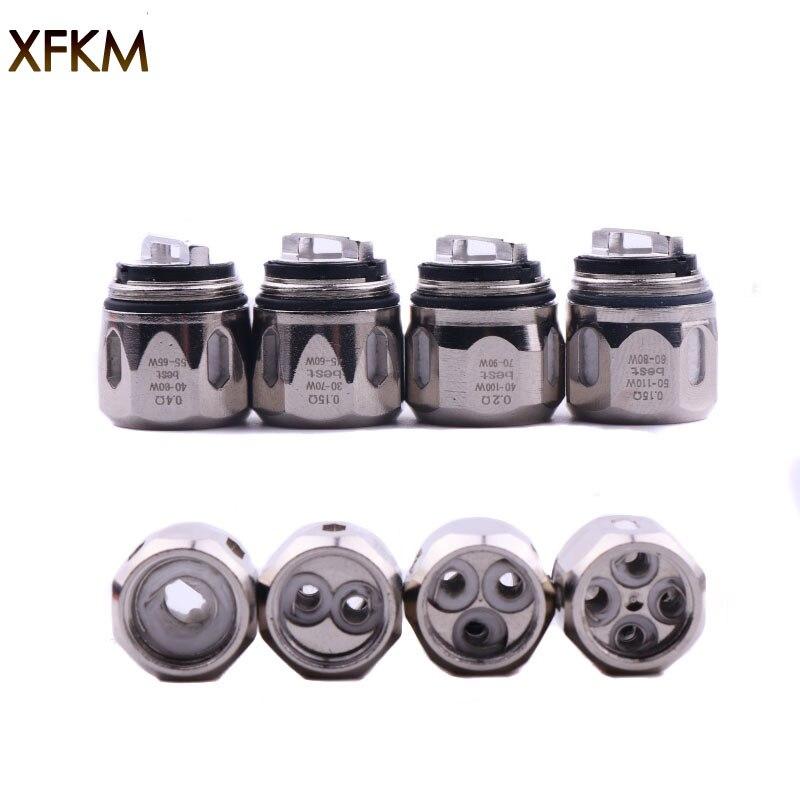 XFKM 3pcs/lot Subohm-G GT Coil For NRG Vapor Tank GT2 GT4 GT6 GT8 Core Replacement Coil Vape DIY Kit
