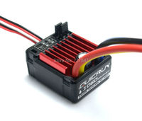 Freeshipping HobbyWing QuicRun 1 10 Brushed 60A Electronic Speed Controller ESC 1060 RC Car