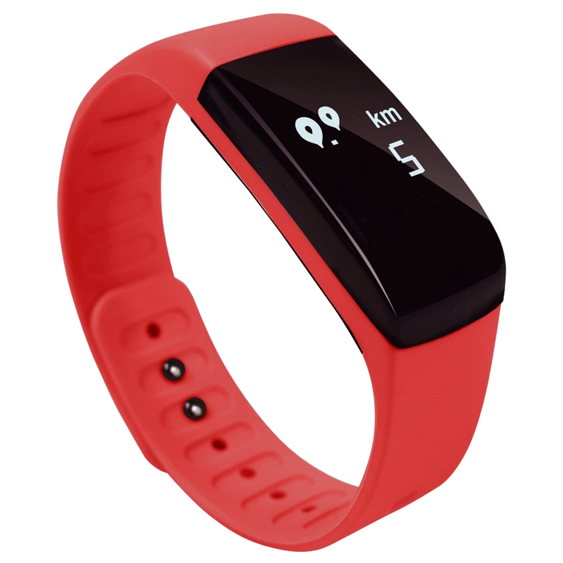 Smart Bracelet Heart Rate Monitor Smart Band Fitness Tracker Smart Wristband Call SMS Reminder for IPhone6/PLUS Smartphones