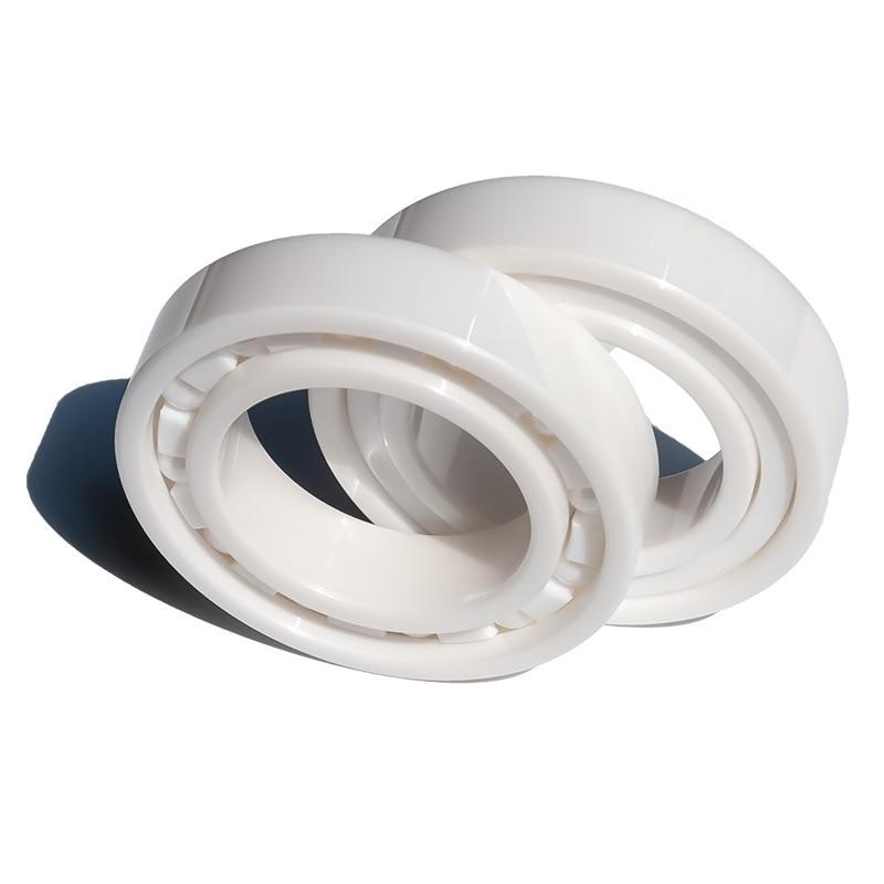 4pcs /10pcs bicycle hub Ceramic bearing 17287 17287-2RS ZrO2 full Ceramic ball bearing 17x28x7 mm Zirconia bike bearings 17*28*7