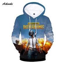 Hotsale PUBG Men 3D Print Hoodies Women Sweatshirts Fashion Pullover Hoodie Winter Autumn Thin Casual Tracksuits Coat