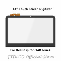 FTDLCD 14'' Touch Screen Digitizer Repair Laptop For Dell Inspiron 14R series 5437 5421 3421 4375 8CYGW 092MT