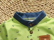 Summer Shirt and Pants Set for Boys