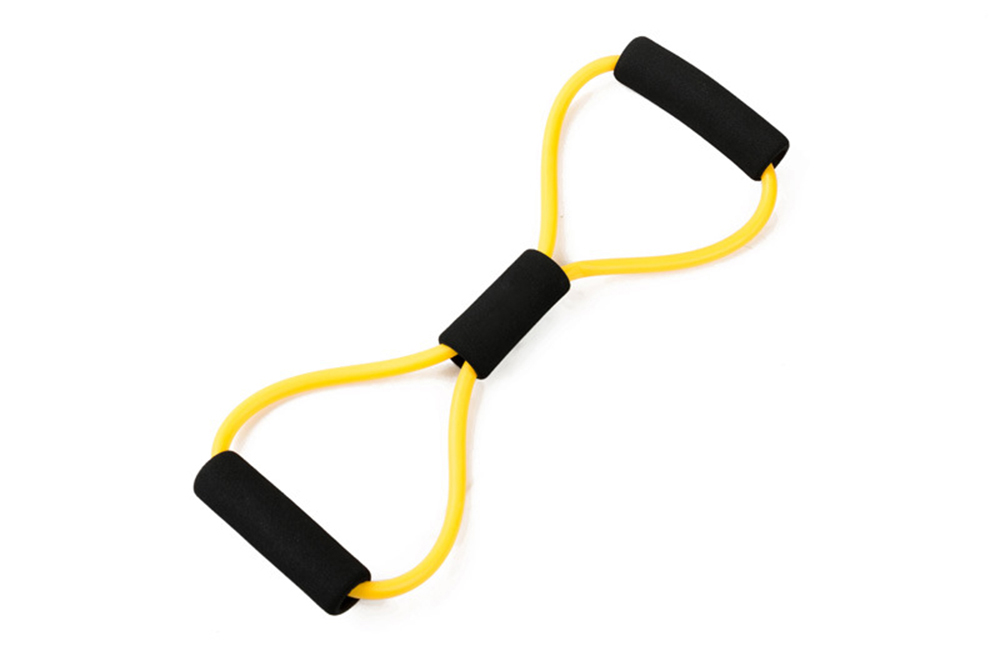 Yoga Resistance Bands Elastic Band Sports Exercise Puller 8-shaped Chest Expander  for Body Building Home Gym Fitness Equipment (7)