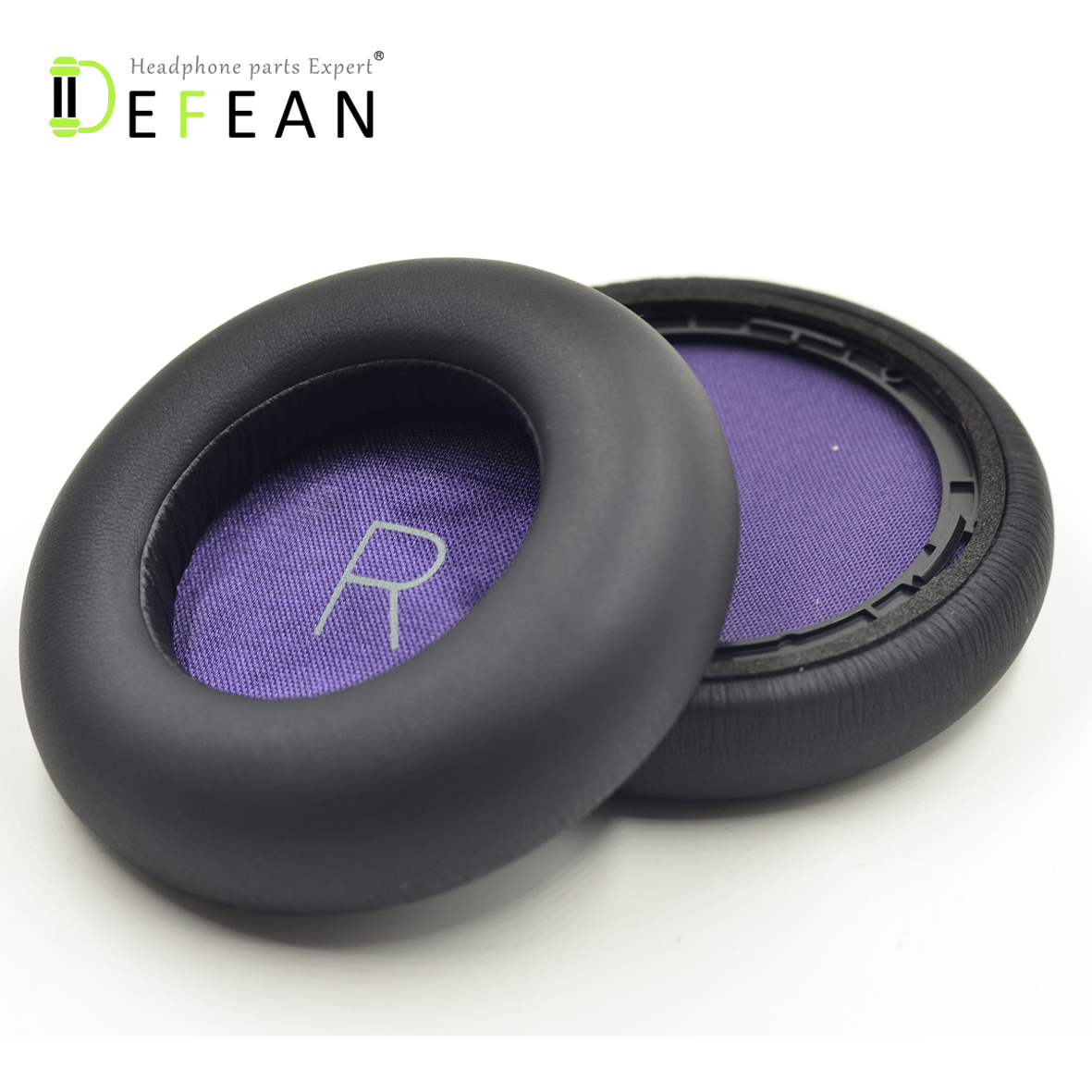 Defean 100% Original Cushion Ear Pads cover For Wireless Plantronics Backbeat Pro Noise Cancelling Headphones Bluetooth Mic-in Earphone Accessories from Consumer Electronics