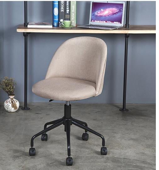 Купить с кэшбэком Office chair. Scandinavian book table. American staff swivel chair lift student chair.