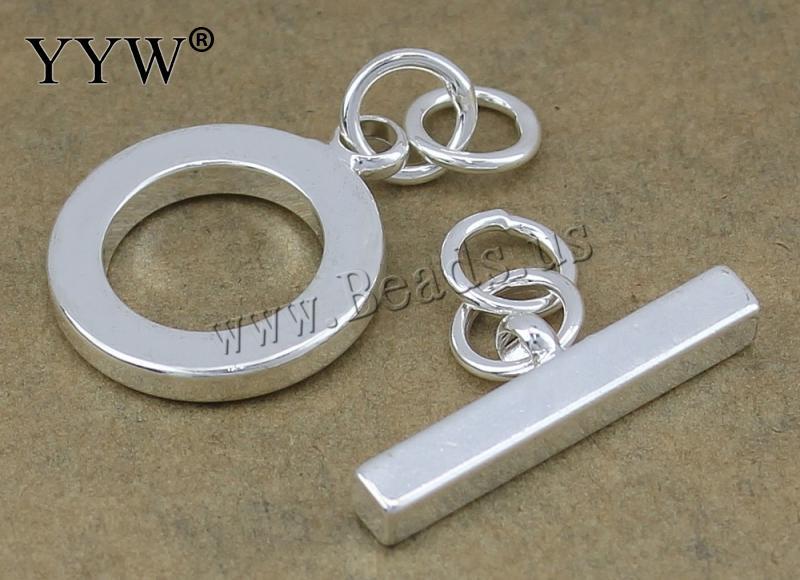 Joyería de los Accesorios de DIY Que Hace Pulseras Collar de Plata Corchete de l