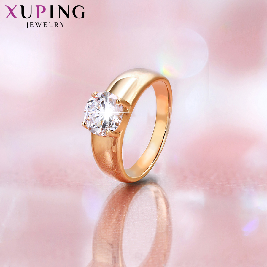 Xuping Božićni Luksuzni Prsten Popularni dizajn Charm Style - Modni nakit - Foto 4