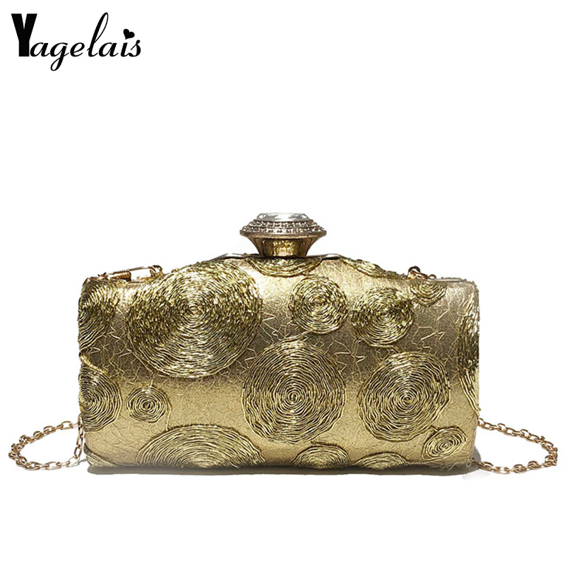 Buy bag in golden color and get free shipping on AliExpress.com 98506da5064a