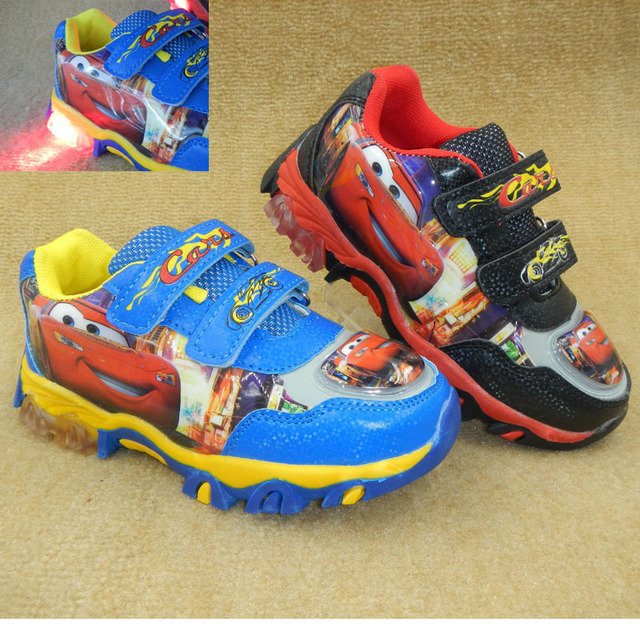 Aliexpress.com : Buy new arrival Children sneakers with car ...